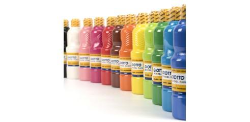Giotto School Paint 500ML