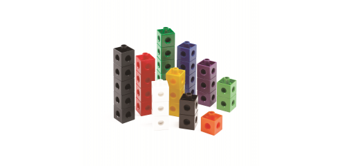 Linking Cubes-2cm(Pack Of 100)