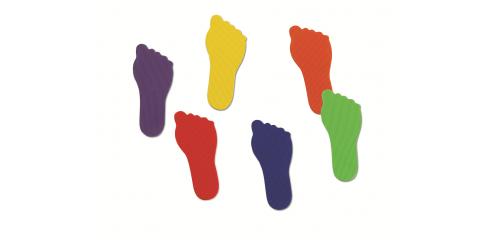 Foot Marks 6 Pairs