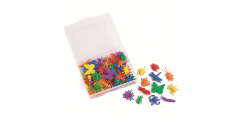 Bug Counters-Pack Of 72