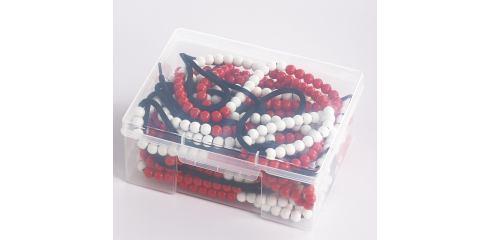 Student 1-100 Beadstring (10)