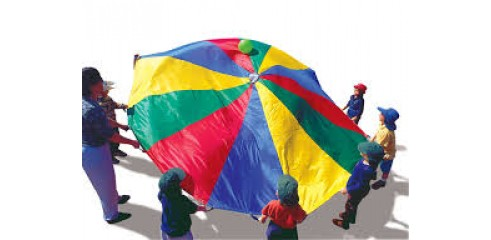 Parachute 3.65m-12 Handles