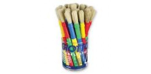 Giotto Maxi Bristle Brush Paint
