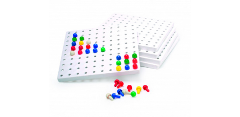 5 Peg Boards