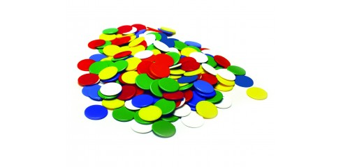 Counters 22mm (500)