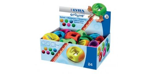 Lyra Groove Spitzer Single Hole Sharpener