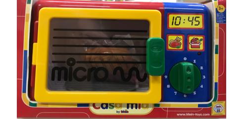 CASA MIA microwave
